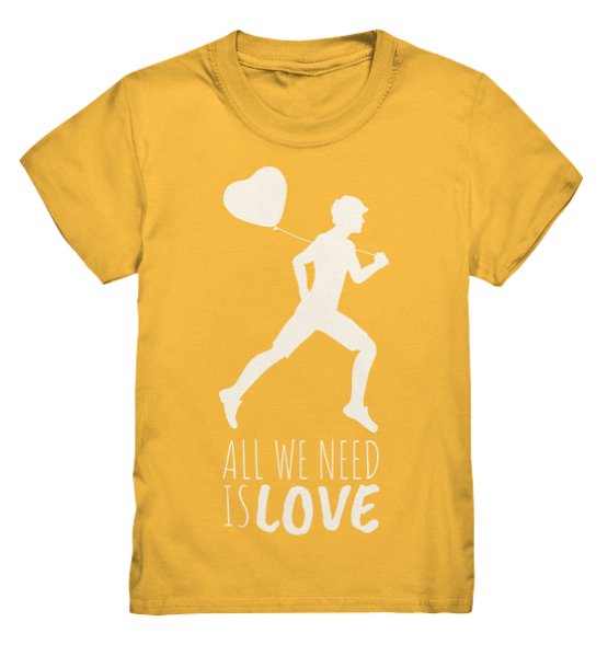 All you need is Love – Kinder T-Shirt