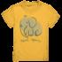 Meine Spuren – Kinder T-Shirt