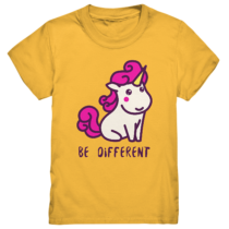Be Different - Kinder T-Shirt