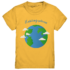 Lieblingsplanet - Kinder T-Shirt