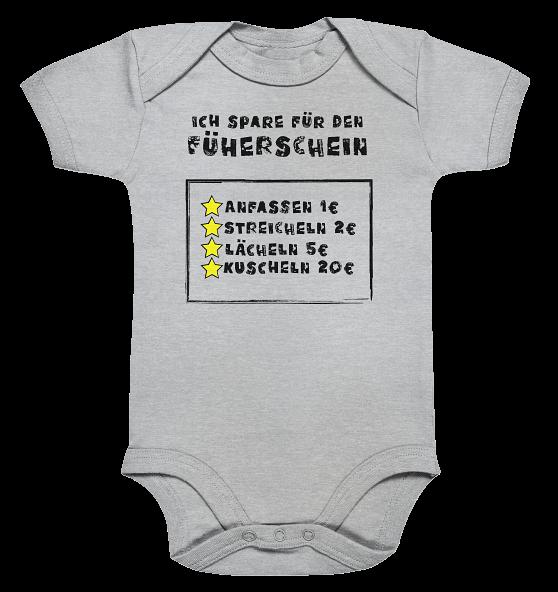 Ich spare für den Fühererschein – Baby Body