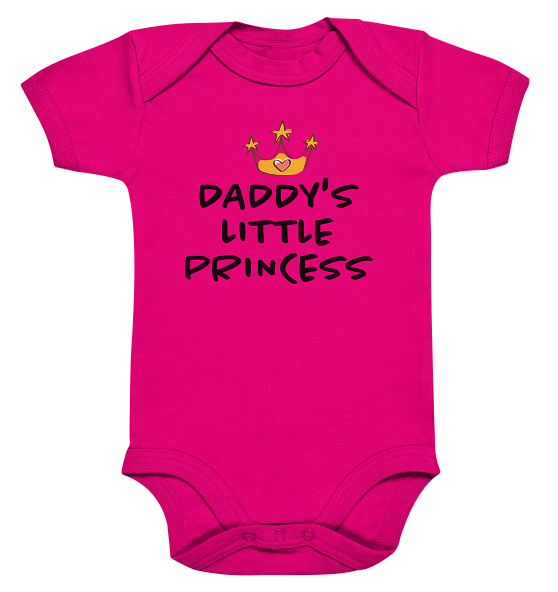 Daddy's little princess – Baby Body Strampler