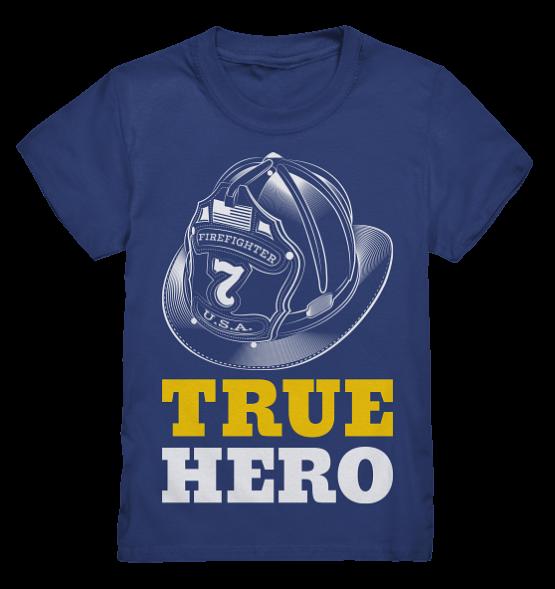 Wahre Helden  – Kinder T-Shirt